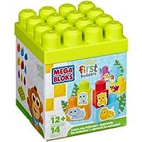 First Builders - Mega box aprendizaje animalitos (Mega Brands 81206)
