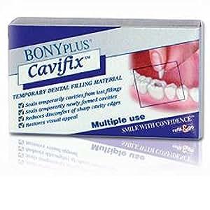 Bony Plus-CAVIFIX Obturation Dentaire Temporaire BonyPlus, 7 G