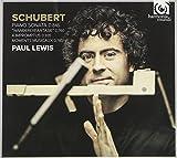 Schubert: Piano Sonata D845, Wandererfantasie D760, 4 Impromptus D935, Moments Musicaux D780 (2012-10-09)