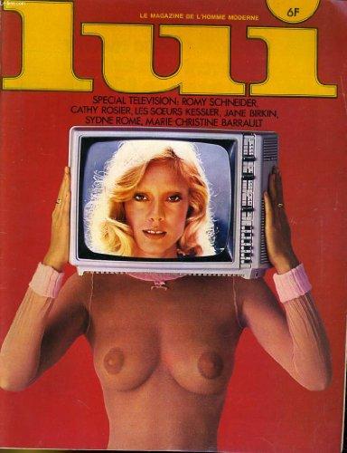 LUI, le magazine de l'homme moderne ...