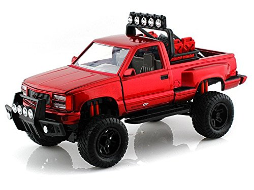 motormax-1992-gmc-sierra-gt-pickup-off-road-1-24-red