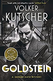 Goldstein (Gereon Rath Mystery) (English Edition)