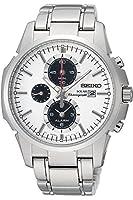 Seiko Solar Alarm Chronograph Bracelet Watch de Seiko