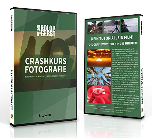 Crashkurs Fotografie Fotokurs: Fotografieren lernen von Krolop&Gerst / Videotraining