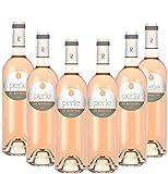 Lot de 6 Perle de Roseline rosé Côtes de Provence