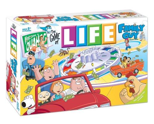 Life Family Guy Board Game