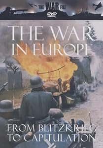 The War In Europe [2002] [DVD]