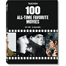 TASCHEN's 100 All-Time Favorite Movies (2 Volume Slipcase)