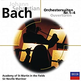 J.S. Bach: Suite No.1 in C, BWV 1066 - 6. Bourr�e I-II