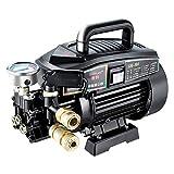Lavadora de Coches de Alta presión Inicio 220V Pistola de Agua portátil Cepillo Manual Lavadora eléctrica de Boquilla Ajustable, para regar (Lavado de Autos) (Color : #4)