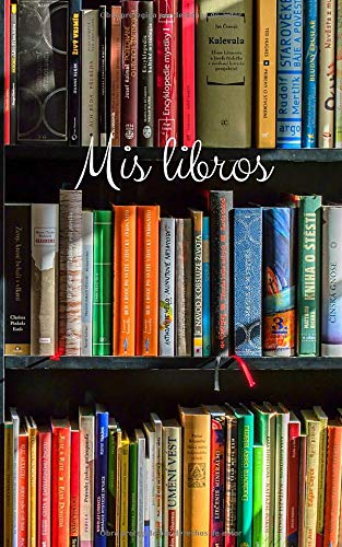 Cuaderno de Lecturas Mis Libros: Diario Para Los Amantes de La Lectura
