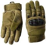 Taktische Handschuhe, Coofit Einsatzhandschuhe Motorrad Handschuhe Herren Army Gloves Fahrrad Motocross Skifahre Softair Paintball Handschuhe