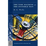 Time Machine and The Invisible Man, The (Barnes & Noble classics) by introduction and notes by Alfred Mac Adam H. G. Wells (17-Dec-2012) Paperback