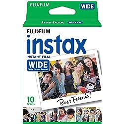 Fujifilm Film Instax Wide Fujifilm Pack 1x10 poses