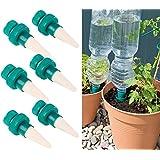 6 adaptateurs d'irrigation avec pointe en argile pour bouteilles PET 50cl
