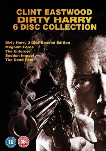 Dirty Harry 6 Disc Collection [UK-Import] [Deluxe Edition] (Clint Dvd-box-set)