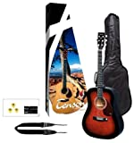 Tenson F502212 Player Pack Set guitare acoustique