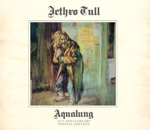 Aqualung 40th Anniversary [Double CD, Original Recording Remastered - Extra Tracks]