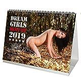 My Dreamgirls Calendrier de table 2019 – My Dreamgirls – Guirlandes sexy – Pin Up – Femmes · Shades of Sex – Coffret cadeau avec 1 carte de vœux et 1 carte de vœux – Édition Seelenzauber