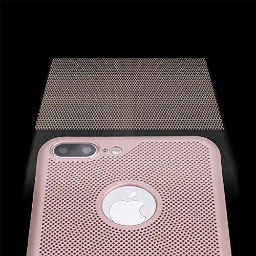 Couverture iPhone 6 Plus Coque, iPhone 6S Plus Coque, Valenth Protective Hard Back Coque pour iPhone 6 Plus / 6S Plus Blue