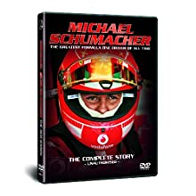 Coverbild: Michael Schumacher - The Complete Story