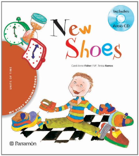 NEW SHOES (My first reading books) por Carol-Anne Fisher