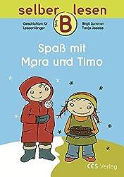 Spaß mit Mara und Timo (selber lesen)