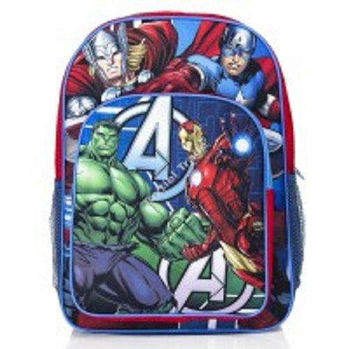 Rucksack Avengers Blau und Rot, Dim: 43,5x 31x 11