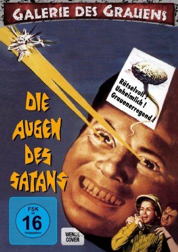 Die Augen des Satans - Galerie des Grauens 10 -