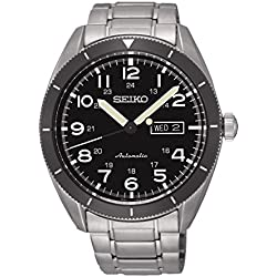 Watch Seiko Neo Sports Srp711k1 Men´s Black