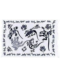 Ca 60 Modelle Sarong Pareo Wickelrock Strandtuch Tuch Wickeltuch Handtuch Bunte Sommer Muster Set Gratis Schnalle Schließe