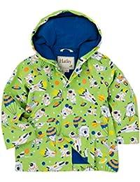 Hatley Baby Boys 0-24m Astronauts Raincoat
