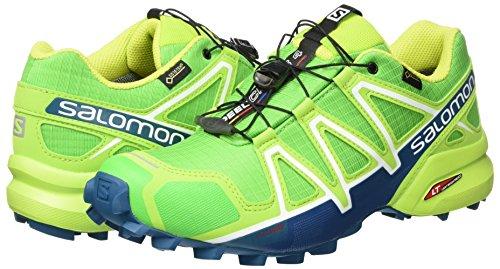 SALOMON Speedcross 4 GTX, Zapatillas de Trail Running para ...
