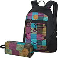 Dakine Womens Wonder + Accessory Case, Set de Sac scolaire Enfant Femme multicolore Libby s