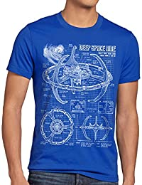 style3 Deep Space Nine T-Shirt Homme trek trekkie scifi