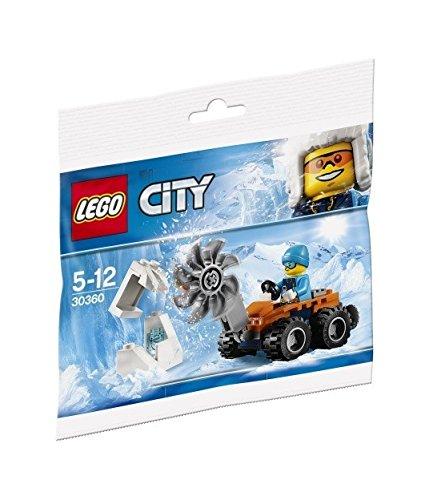 LEGO City 30360 - Ártico: Sierra de hielo