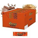 REESES® - PEANUT BUTTER CUPS 3er Buttercup (51 g) [40er Reese's Karton] (Total: 120 Peanut Butter Pralines) | American Candy, Amerikanische Schokolade, Erdnussbutter Pralinen, von Hershey's USA
