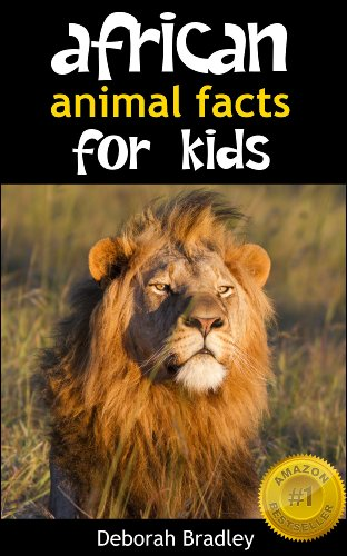 African Animal Facts For Kids: Non-Fiction Book For Preschool, Kindergarten and First Graders (African Animal Picture Books) Descargar ebooks Epub