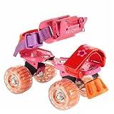 HUDORA 22005 - Rollschuh Girlie Größe  21-31