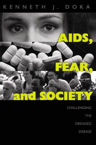 AIDS, Fear and Society: Challenging the Dreaded Disease (Death Education, Aging and Health Care) por Kenneth J. Doka