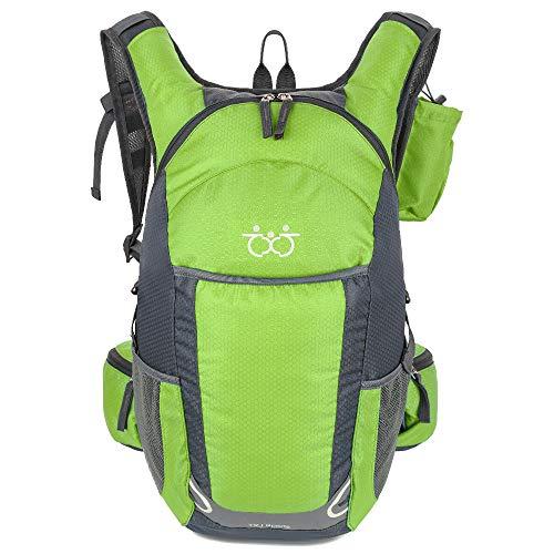 SPFAS 30L Ultraleichter Wasserdicht Outdoor Rucksack (Grün)