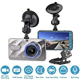 Front and Rear Dash Cam, OXOQO HD 1080P - Best Reviews Guide