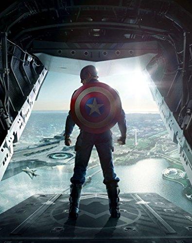 Infinite Arts Captain America The Winter Soldier (24inch x 30inch/60cm x 76cm) Silk Print Poster - Silk Printing - BB552A (Kaufen Captain America-winter Soldier)