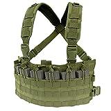 CONDOR MCR6-001 Rapid Assault Chest Rig OD
