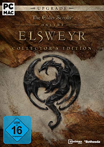 The Elder Scrolls Online - Elsweyr: Collector\'s Edition Upgrade | PC Code - BAM