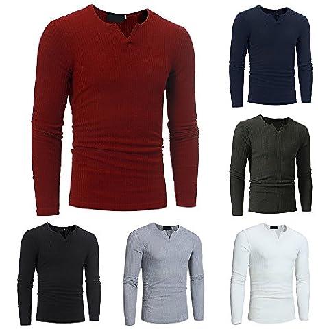 Cebbay - Sweat-shirt - Homme - gris - X-Large