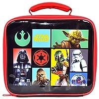 Il futuro della galassia è nelle tue mani con questa nuova borsa pranzo Star Wars Heroes & Villains. Con Personaggi come Darth Vader e gommoso, la tentazione avete la forza di ogni singolo pranzo sarà troppo grande per resistere agli altr...