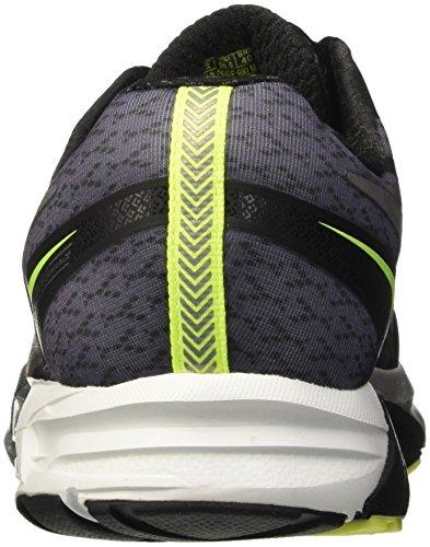 Skechers Go Run Forza, Chaussures de Sport Homme noir (BKLM)