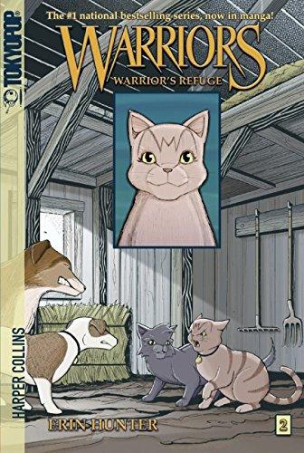 Warriors: Warrior's Refuge: Graystripe's Adventure #2: Warrior's Refuge [Manga] (Warriors Manga) por Erin Hunter