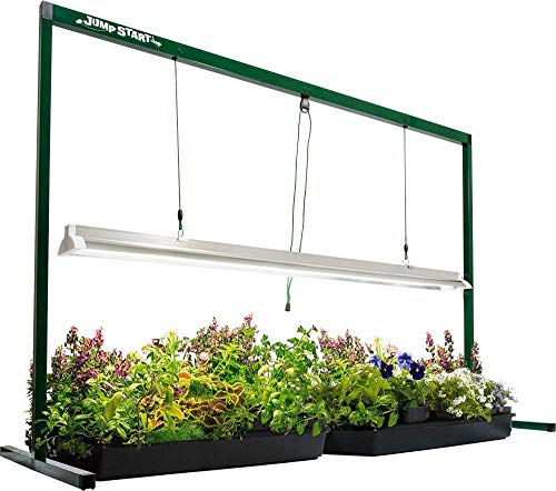Hydrofarm T5 Grow Light System Elite Jumpstart-system